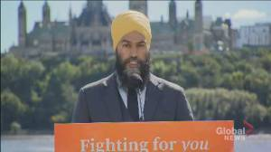 Singh says he's 'prepared to fight an election,' but it's not his goal