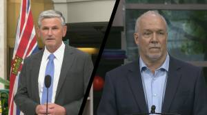 Decision BC: Provincial party leaders focus on battleground Surrey