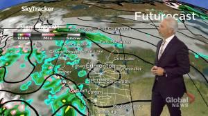 Edmonton early morning weather forecast: Monday, September 27, 2021 (02:09)