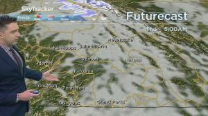 Kelowna Weather Forecast: March 29 (03:23)