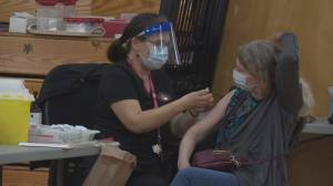 First Nation communities hard-hit by COVID-19 pandemic (02:06)
