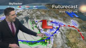 Kelowna Weather Forecast: March 22 (03:20)