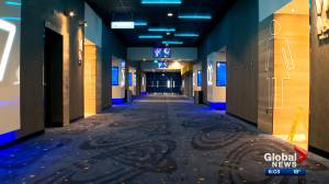 Many Calgary recreation centres, movie theatres won't reopen Friday