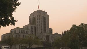 New Vancouver city hall furniture to stay while another makeover planned for 3rd floor (02:04)