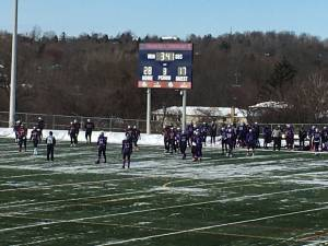 Holy Cross and TASSS rule senior boys COSSA football final