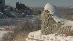 Dangerously cold temperatures grip Prairie provinces (01:44)