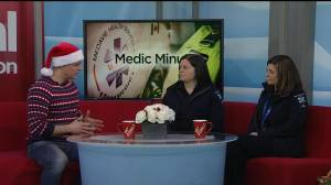 Medical Minute behind the scenes with Medavie dispatch