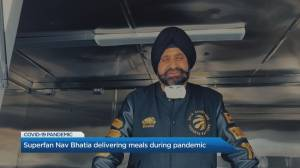 How Raptors Superfan Nav Bhatia is helping front line workers