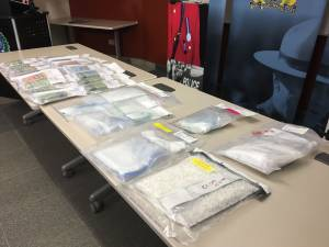 Red Deer RCMP make largest fentanyl seizure in city's history
