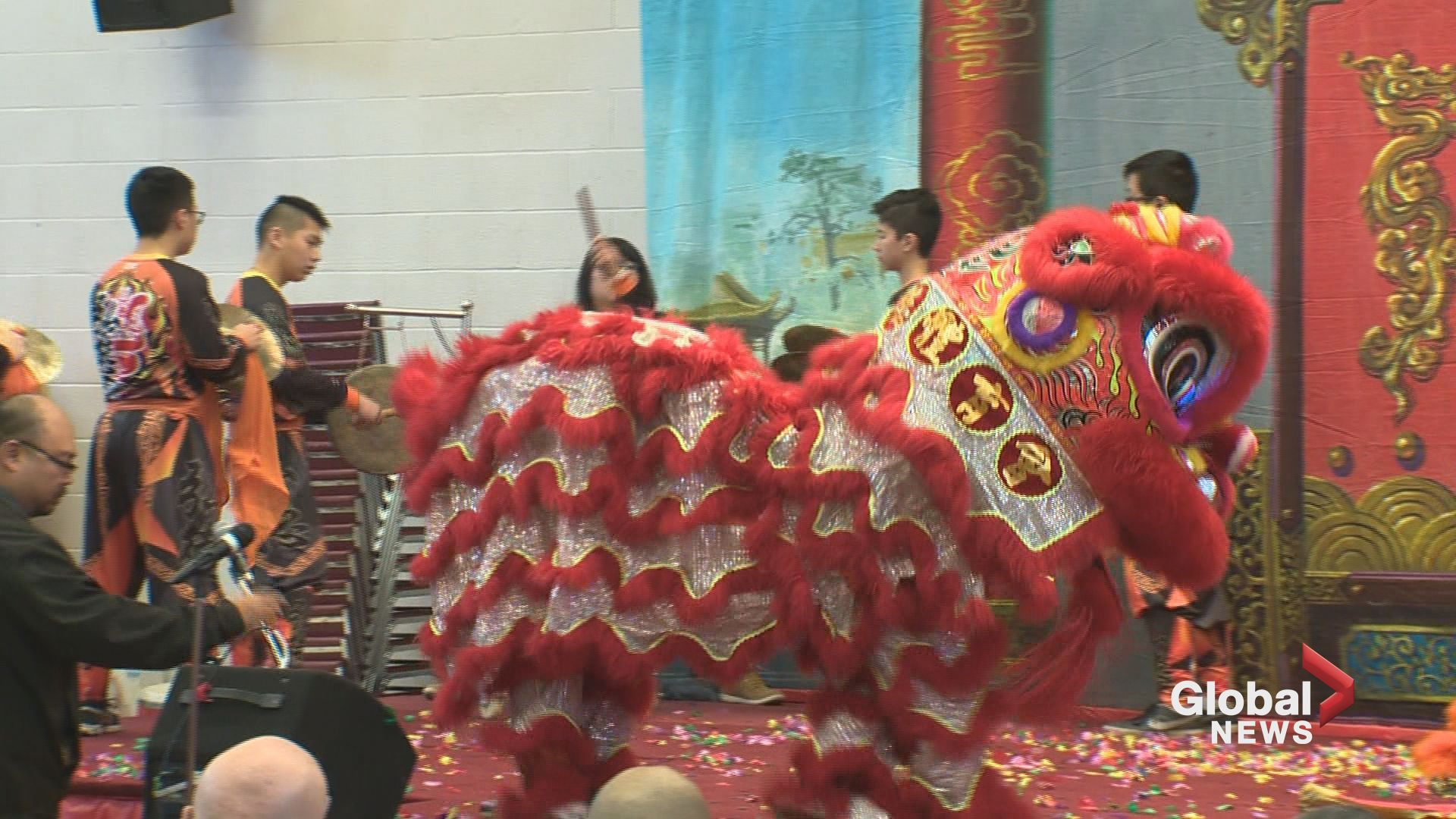 Celebrate at the Chinese New Year Carnival