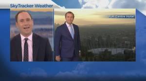 Morning Meteorologist Mark Madryga announces engagement (01:21)
