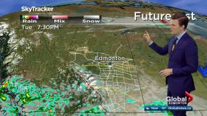 Edmonton afternoon weather forecast: Monday, May 11, 2020