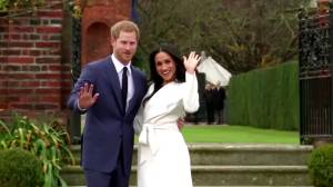 Harry and Meghan won't deal with UK tabloids (01:18)