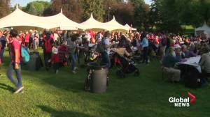 Alberta prepares for public health measures to end on Canada Day (01:39)