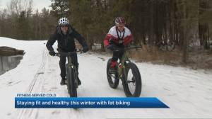 Fitness Served Cold: How to keep active during winter