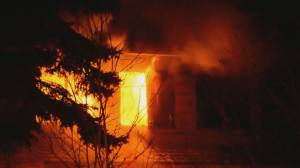 One man dead following overnight house fire in Langley