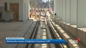Eglinton Crosstown LRT update