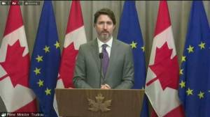 Nice attack: Trudeau says deadly stabbings 'absolutely not acceptable' but don't represent all Muslims (00:44)