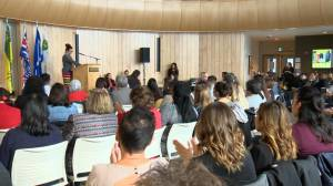 Students celebrated during Indigenous Achievement Week at U of S