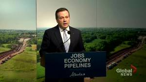Kenney announces partnership with TC Energy for Keystone XL pipeline