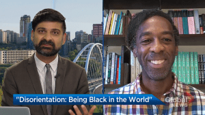 Author Ian Williams on his book Disorientation: Being Black in the World (03:32)