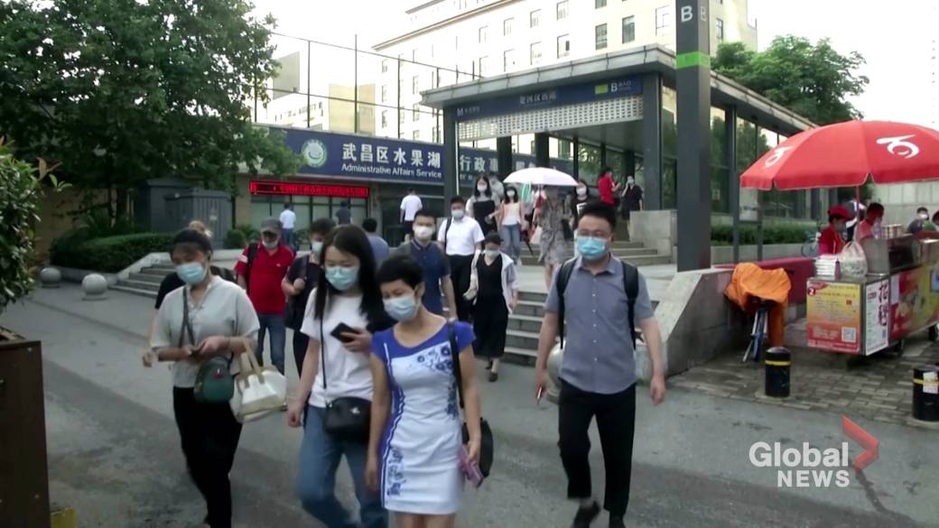 Click to play video 'Coronavirus: 6 months after COVID-19 outbreak, Wuhan hopes worst is over'