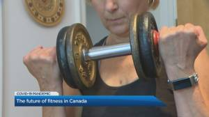 The future of fitness in Canada