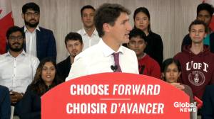 Federal Election 2019: Trudeau announces plans to increase student grants, offer two-year grace period for student loan repayment