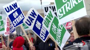 Tentative agreement reached with GM, United Auto Workers says