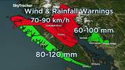 Play video: B.C. afternoon weather forecast: Jan. 1