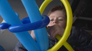 Regina boy turns balloon twisting into pandemic pastime (05:23)