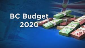 B.C. finance minister previews budget (02:04)