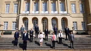 G7 nations reach historic deal to tax multinational companies (02:15)