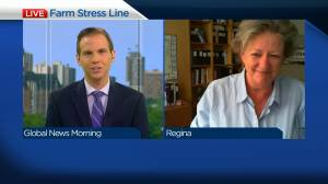 Rise in demand for Farm Stress Line (03:44)