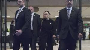 Canada-China relations remain strained on eve of Meng Wanzhou court decision