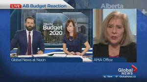 Alberta Medical Association responds to UCP budget