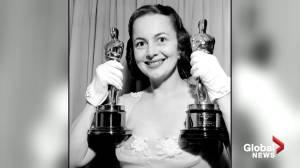 Olivia de Havilland, Oscar-winning actor, dead at 104