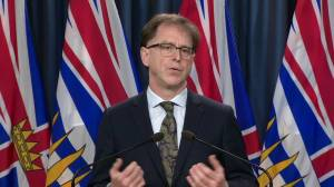 Health minister reminds British Columbians to 'stay home this weekend'