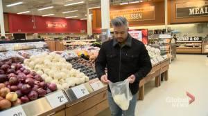 Volunteers helping deliver groceries in Saskatoon amid COVID-19