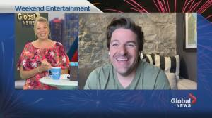 Weekend Entertainment: celebrities cooking and Elmo's talk show