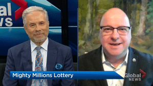 Mighty Millions 50/50 early bird lottery deadline approaching (04:52)