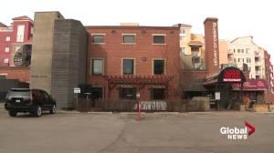 Historic Edmonton development Oliver Crossing to be demolished (02:17)