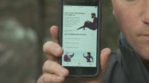 Despite federal pressure, B.C. still isn't participating in the coronavirus tracking app (01:47)