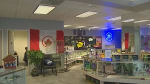 Cannabis industry in Lethbridge reflects on 2 years of legalization (01:55)