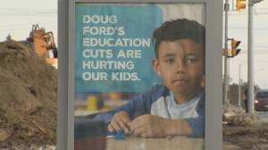 PR battle over public education in Ontario