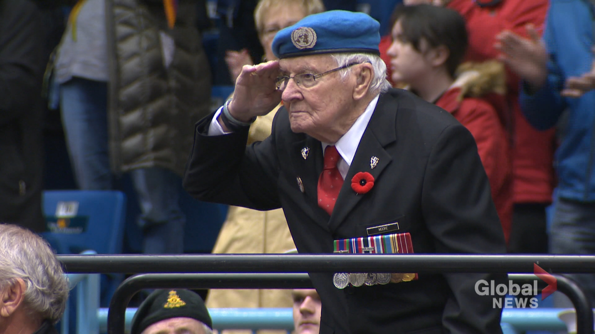 SJ Remembrance Day official hopes more veterans partake in future Nov. 11 ceremonies
