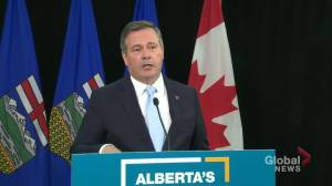 Reducing Alberta class sizes would cost $4 billion: Kenney (03:00)