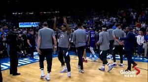 Coronavirus outbreak: Jazz, Thunder fans express concern after Rudy Gobert tests positive