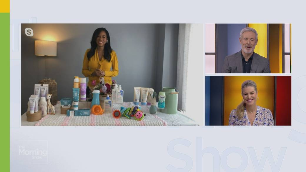Click to play video: 'Essential skincare tips for your newborn'