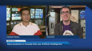 The first big companies in Canada to use artificial intelligence
